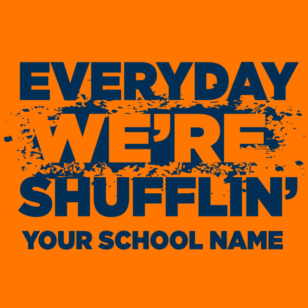Everyday Shufflin'