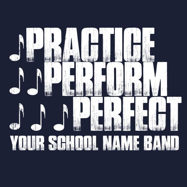Practice. Perform. Perfect.