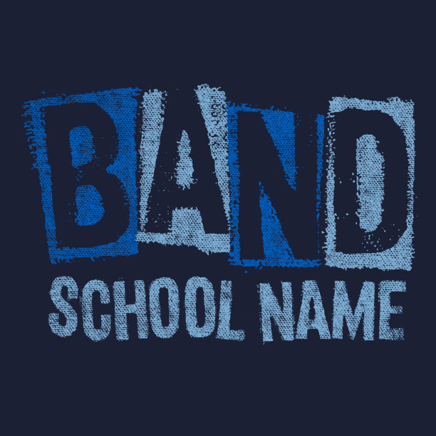 Marching Band T-Shirts by Impact School Spirit Wear - Online ...