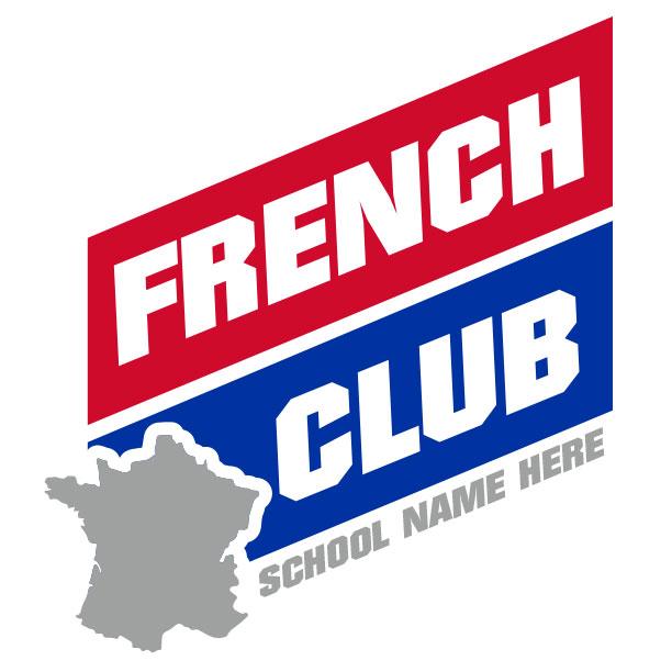 French Club Label