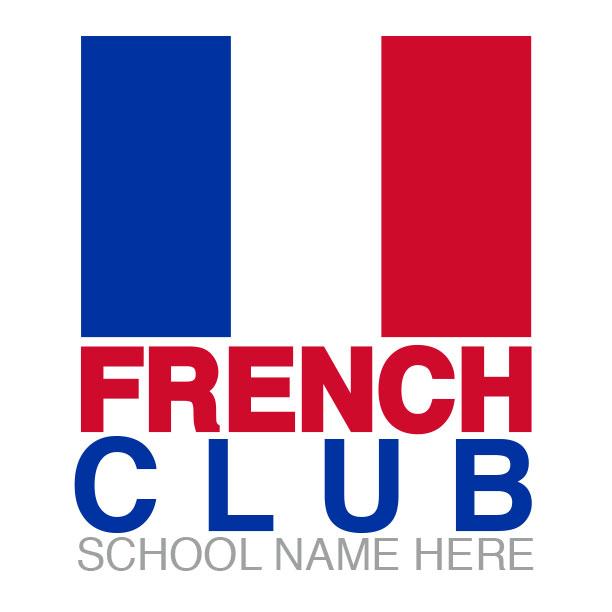 French Club Flag