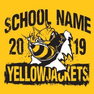 Yellow Jacket Splash