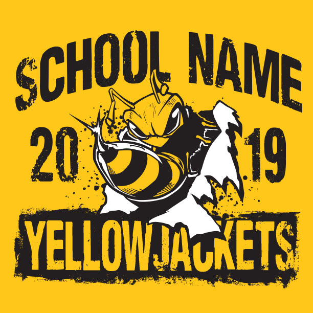 Yellow Jacket Splash