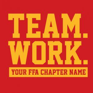Team. Work.