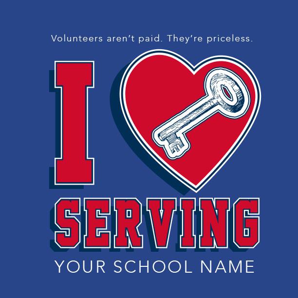 Volunteers Are Priceless