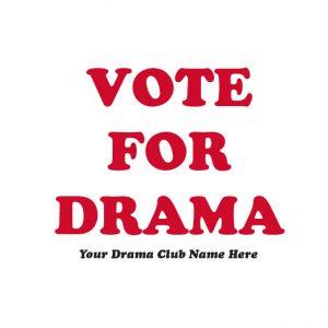 Vote For Drama