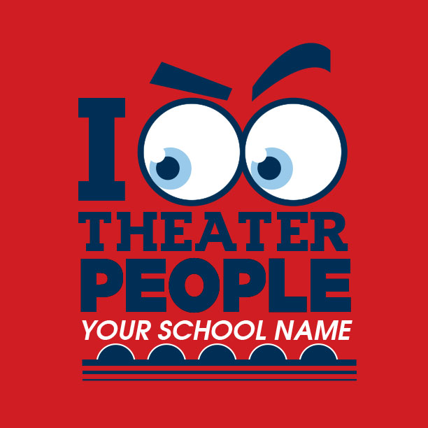I SEE THEATER PEOPLE