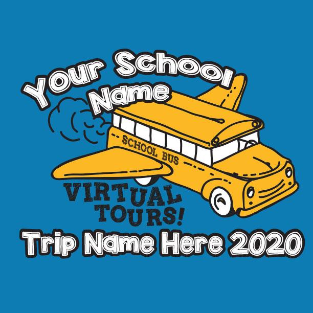 Virtual School Bus Tours
