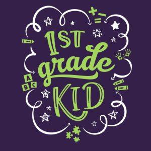1st Grade Kid
