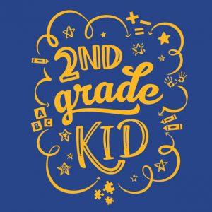 2nd Grade Kid