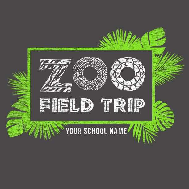 Tropical Zoo Trip