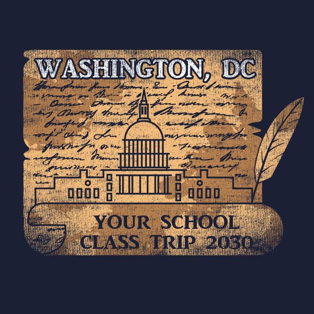 Washington Scroll