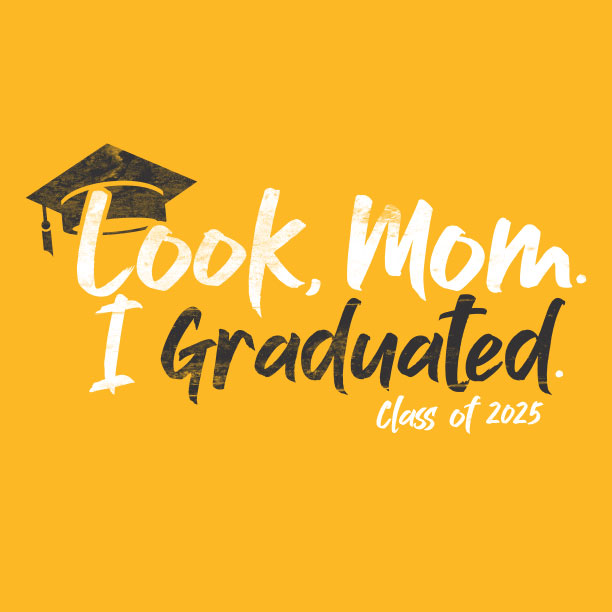 I Graduated