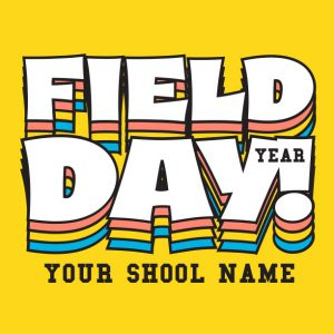 Colorful Field Day