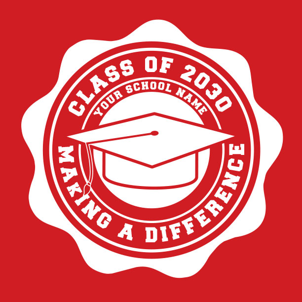 Collegiate Stamp